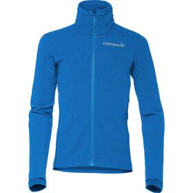 Norrøna Juniors Falketind Warm 1 Jacket Hot Sapphire